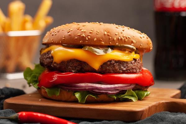 Чили гамбургер