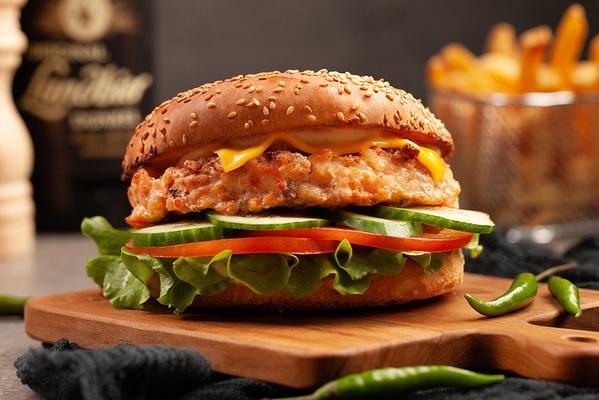 Морской Гамбургер